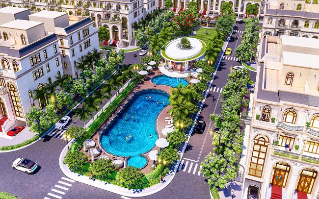 Mở bán Sunlake Shop Villas phân khu đẹp nhất Van Phuc City 2