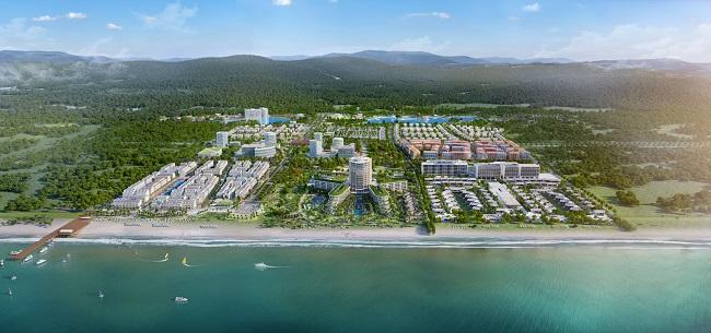 Du lịch Phú Quốc kỳ vọng cú huých từ công viên giải trí bản sắc Việt 1