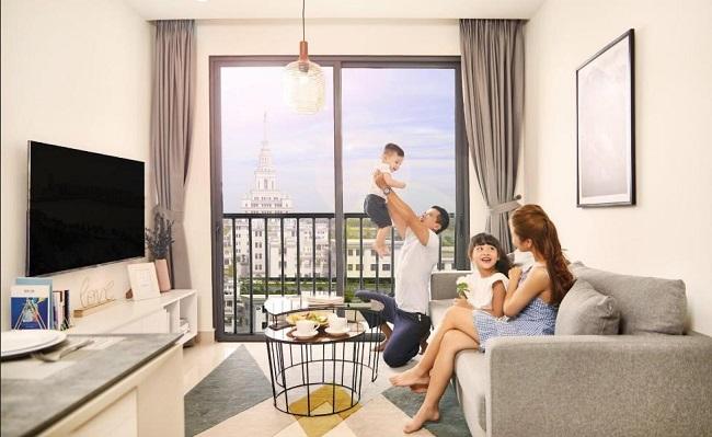 Ra mắt căn hộ dịch vụ cho thuê cao cấp tại Vinhomes Ocean Park 1