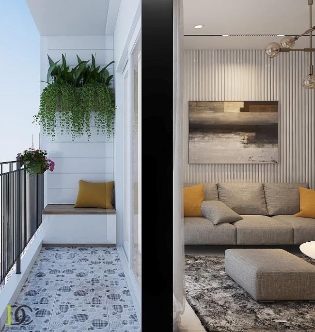 Không gian sống tiện nghi trong dự án căn hộ đầu tiên tại Phú Mỹ 9