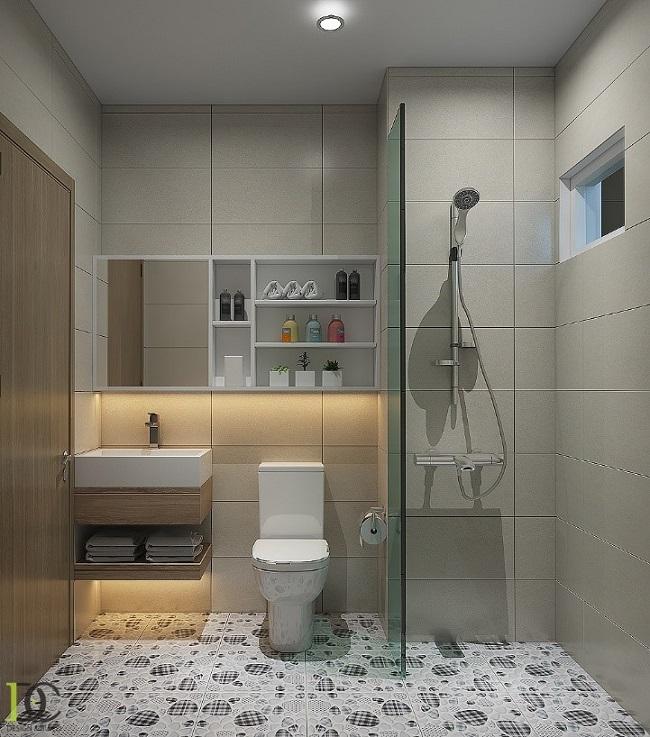 Không gian sống tiện nghi trong dự án căn hộ đầu tiên tại Phú Mỹ 10