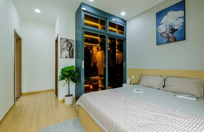 Không gian sống tiện nghi trong dự án căn hộ đầu tiên tại Phú Mỹ 3