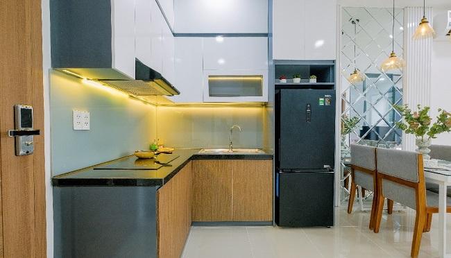 Không gian sống tiện nghi trong dự án căn hộ đầu tiên tại Phú Mỹ 5