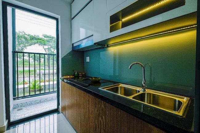 Không gian sống tiện nghi trong dự án căn hộ đầu tiên tại Phú Mỹ 6
