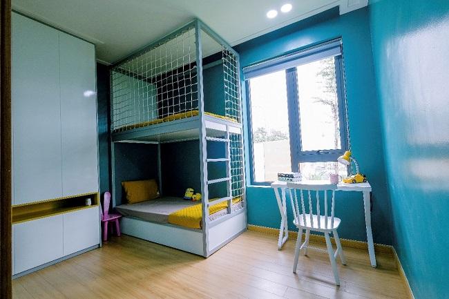 Không gian sống tiện nghi trong dự án căn hộ đầu tiên tại Phú Mỹ 7