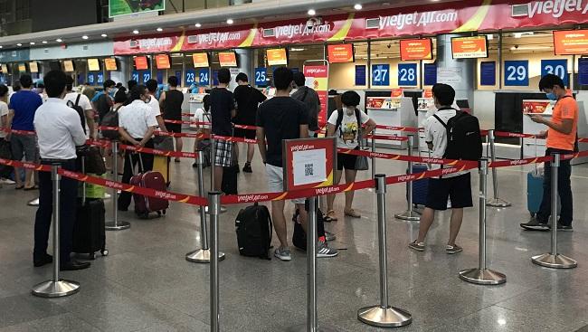 Vietjet đưa hơn 800 khách từ tâm dịch Đà Nẵng trở về nhà 2