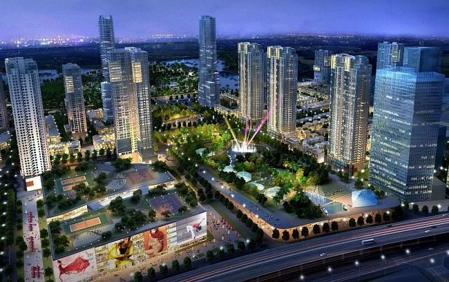 Đi tìm Hà Nội 36 phố phường của tương lai?