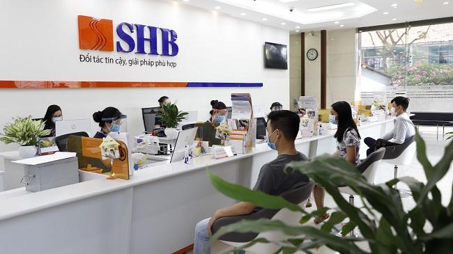 SHB tung liên tiếp các gói tín dụng ưu đãi giúp khách hàng vượt khó