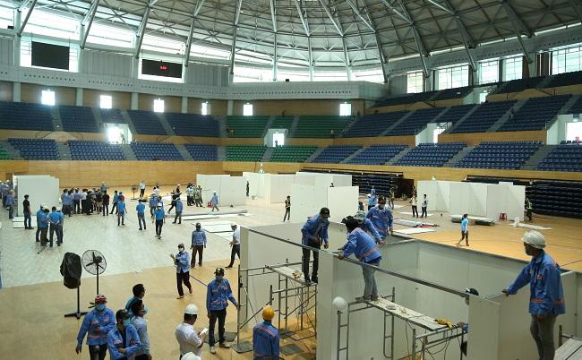 Tập đoàn Sun Group bàn giao Bệnh viện dã chiến cho Đà Nẵng 1