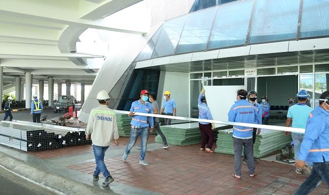 Tập đoàn Sun Group bàn giao Bệnh viện dã chiến cho Đà Nẵng