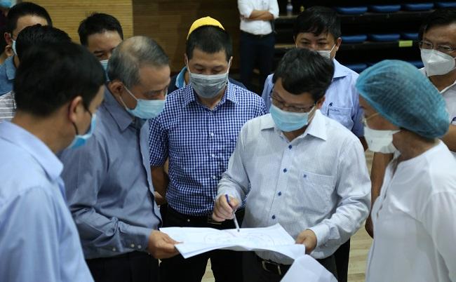 Tập đoàn Sun Group bàn giao Bệnh viện dã chiến cho Đà Nẵng 3