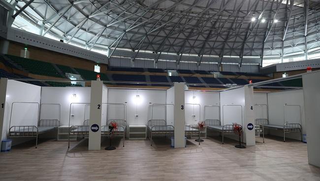 Tập đoàn Sun Group bàn giao Bệnh viện dã chiến cho Đà Nẵng 8
