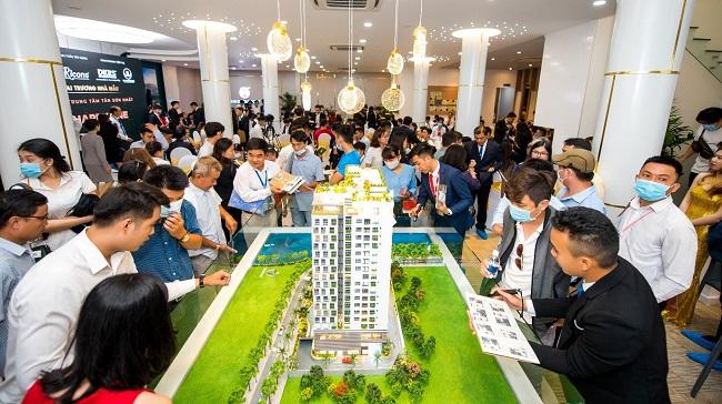 Vạn Xuân Group ra mắt mẫu căn hộ thông minh Happy One – Premier