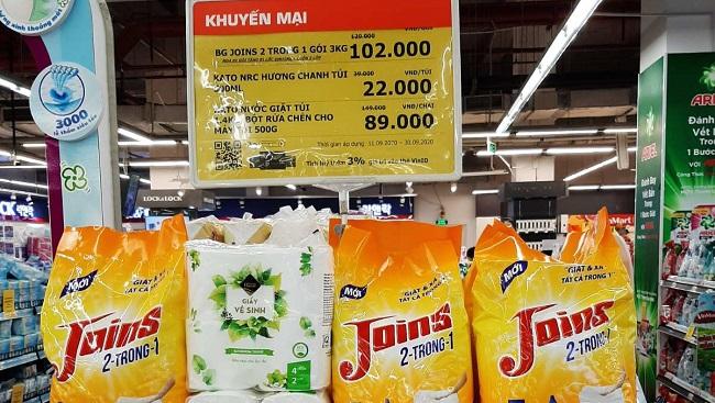 Doanh nghiệp nội và cuộc đua giành thị phần bột giặt