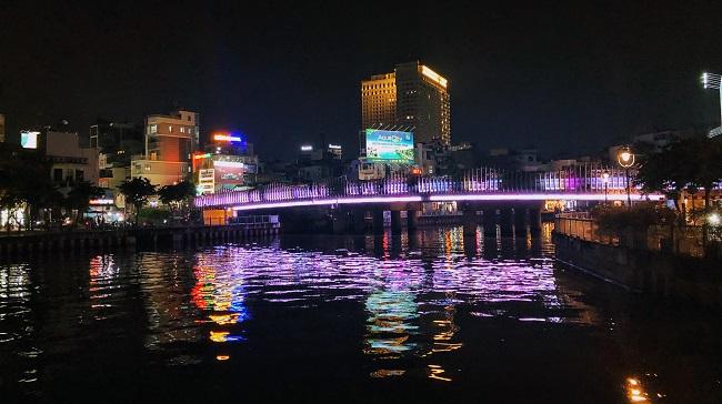 """Ông Phan Xuân Anh, người biến kênh Nhiêu Lộc thành một """"Venice"""" cho Sài Gòn"""