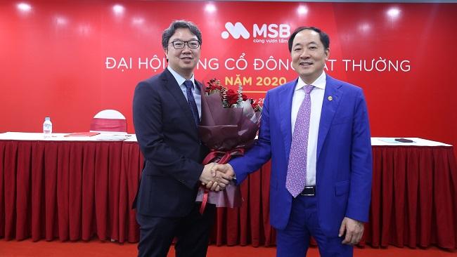 MSB tổ chức thành công Đại hội cổ đông bất thường 2020