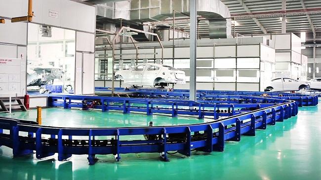 Tổ hợp cơ khí Thaco Chu Lai là mô hình trung tâm cơ khí đa dụng đầu tiên tại miền Trung 5
