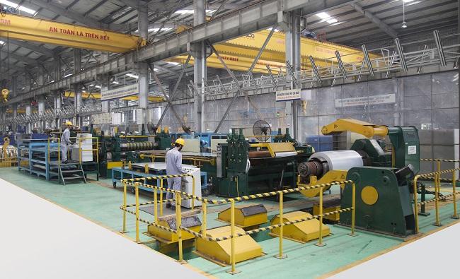 Tổ hợp cơ khí Thaco Chu Lai là mô hình trung tâm cơ khí đa dụng đầu tiên tại miền Trung