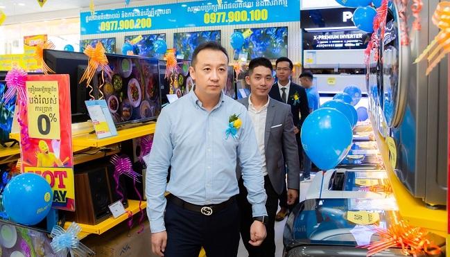 'Xuất ngoại' thần tốc như Điện máy Xanh, số lượng shop gấp 3 lần đối thủ lớn nhất ở Campuchia 2
