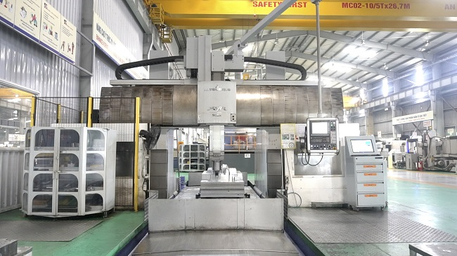Tổ hợp cơ khí Thaco Chu Lai là mô hình trung tâm cơ khí đa dụng đầu tiên tại miền Trung 2