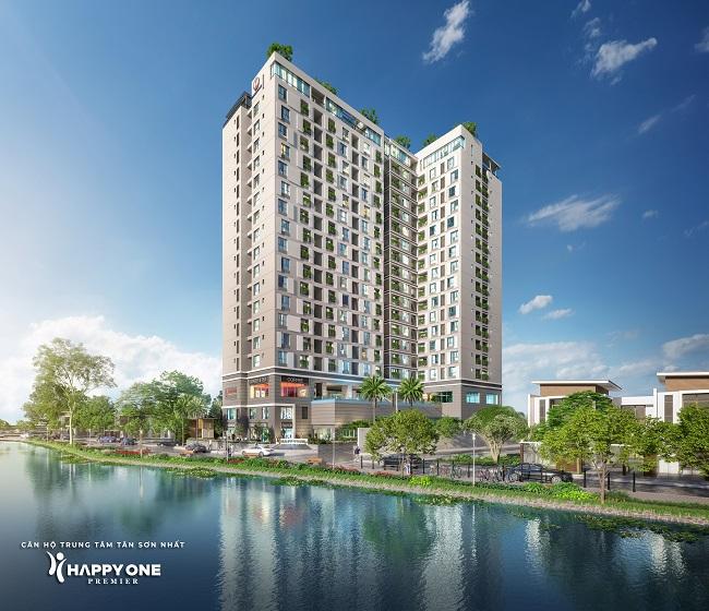 Cư dân sẽ tận hưởng cuộc sống xanh và hiện đại tại Happy One - Premier 1