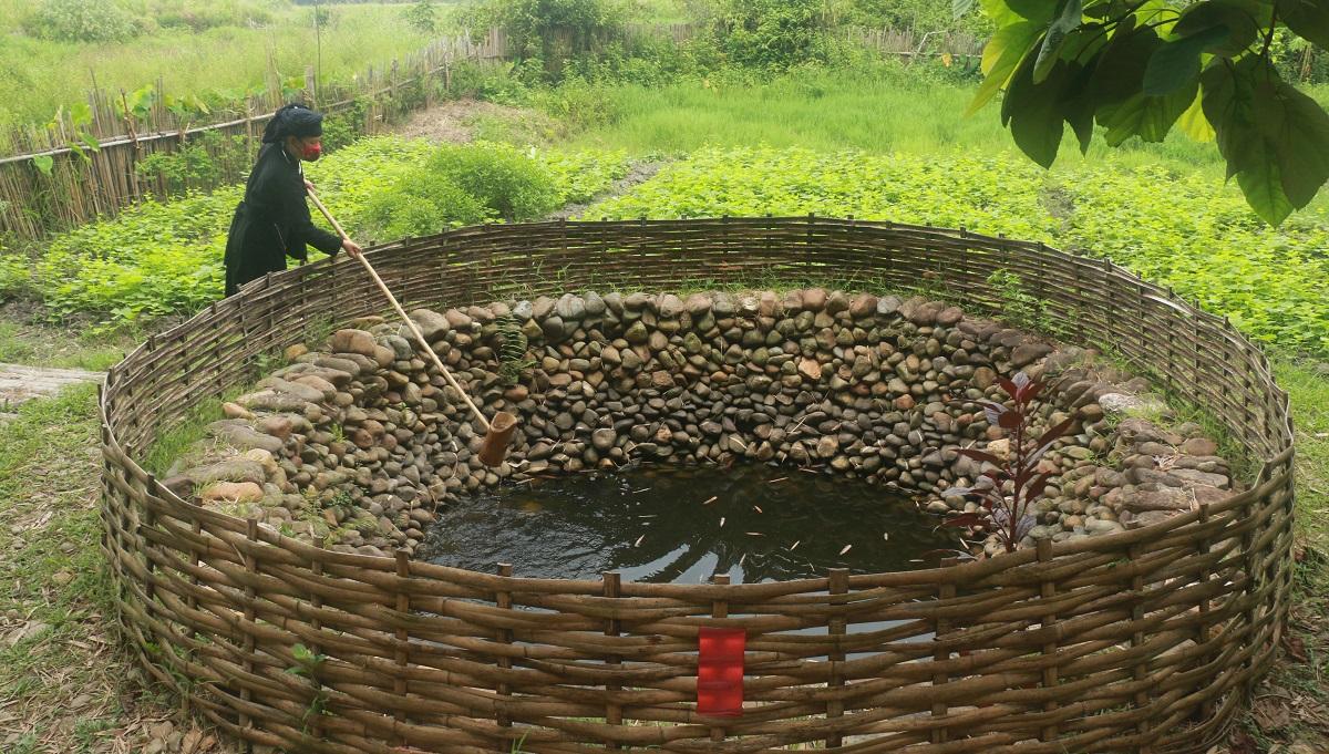 Ngỡ ngàng bản làng Thái Hải 3