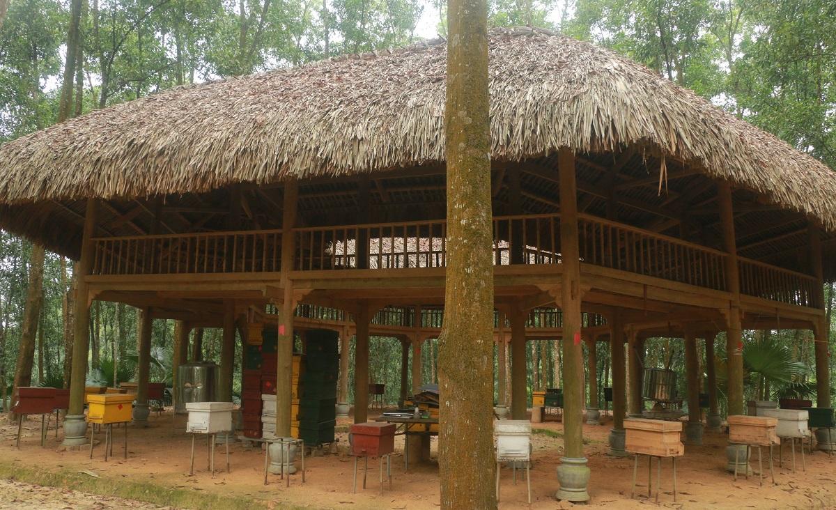 Ngỡ ngàng bản làng Thái Hải 9