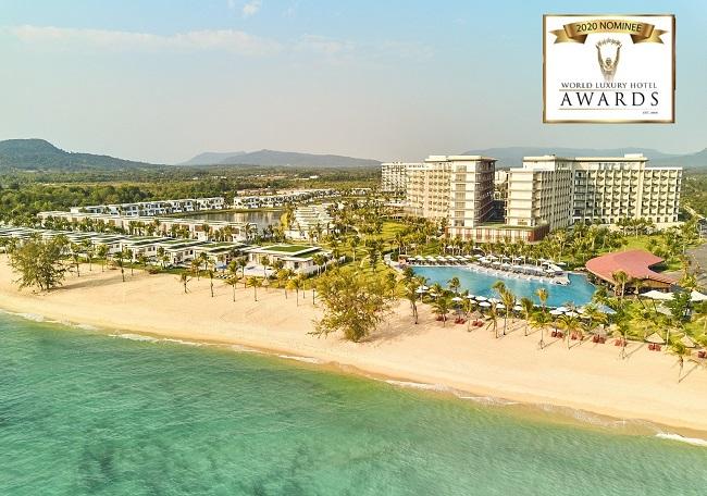 Mövenpick Resort Waverly Phú Quốc được đề cử 3 giải tại World Luxury Hotel Awards 2020