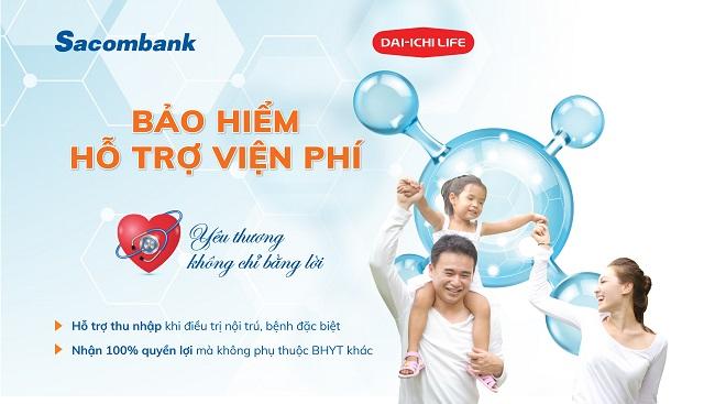 Sacombank và Dai-ichi Life Việt Nam ra mắt sản phẩm mới