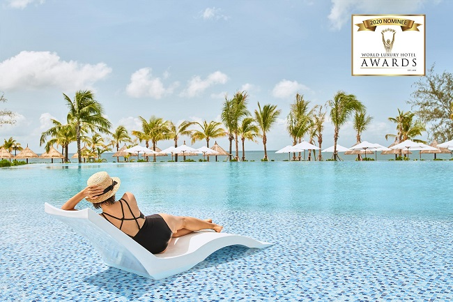 Mövenpick Resort Waverly Phú Quốc được đề cử 3 giải tại World Luxury Hotel Awards 2020 1