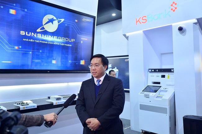 Dấu ấn của Sunshine Group tại Triển lãm quốc tế Đổi mới sáng tạo Việt Nam 2021 4