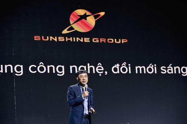 Dấu ấn của Sunshine Group tại Triển lãm quốc tế Đổi mới sáng tạo Việt Nam 2021 7
