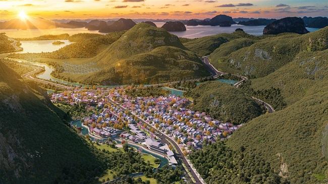 SUNGROUP lần đầu chào làng siêu phẩm Sun Onsen Village