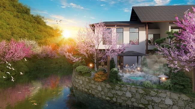 Sun Group lần đầu ra mắt siêu phẩm Sun Onsen Village - Limited Edition 1