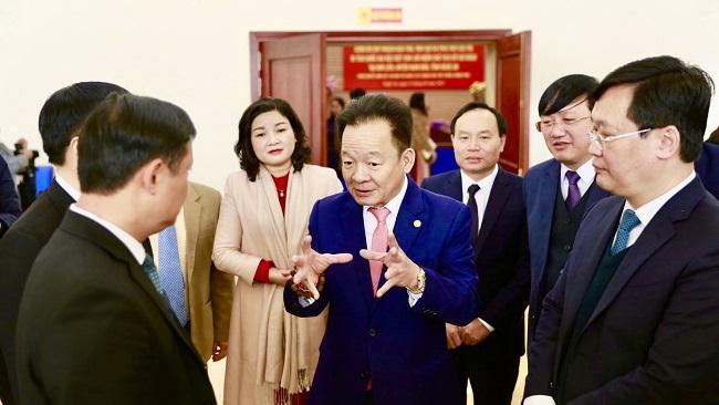 T&T Group tài trợ quy hoạch bảo tồn, tôn tạo Khu lưu niệm Chủ tịch Hồ Chí Minh 1