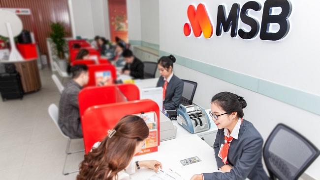 MSB: Chiến lược riêng biệt vượt qua khó khăn thị trường 1
