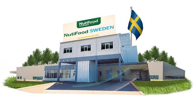 NutiFood nhận giải Sáng tạo đổi mới quốc tế năm 2020 1