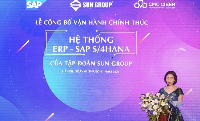 Sun Group tối ưu hóa hệ thống quản trị với giải pháp SAP S4HANA