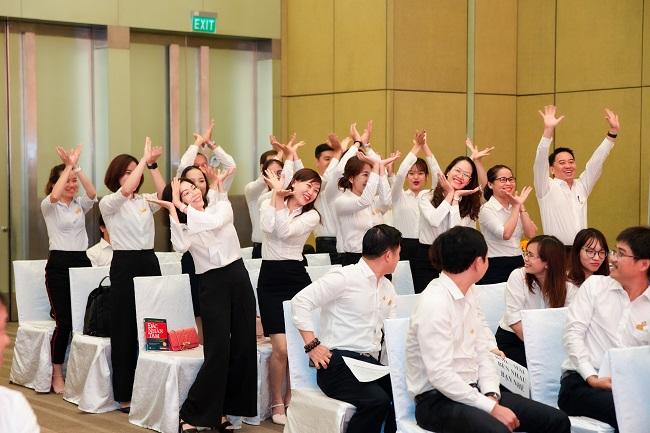 Sun Group lần thứ 2 được vinh danh 'Nơi làm việc tốt nhất châu Á'