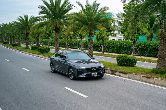 Người dùng trải nghiệm VinFast Lux A2.0: 'Khó tìm được mẫu sedan nào tốt hơn'