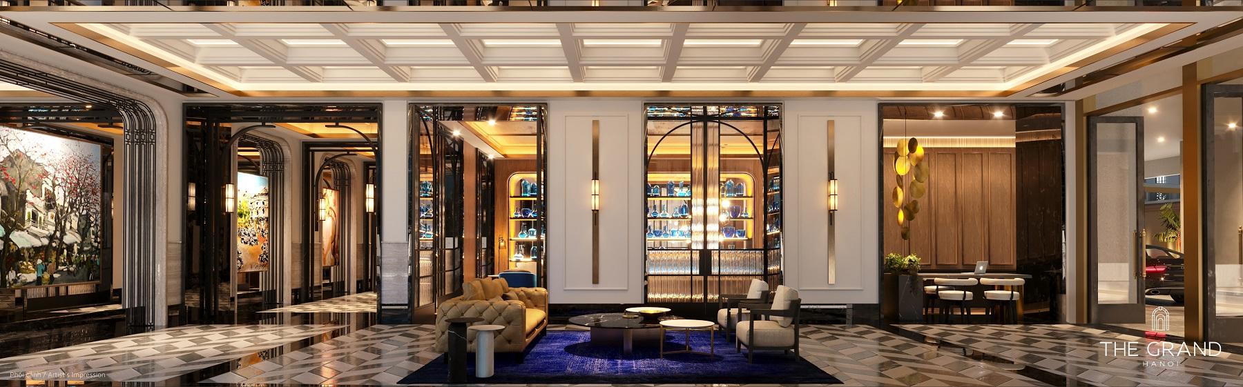 Masterise Homes cùng Marriott International mang khu căn hộ hàng hiệu Ritz-Carlton đến Hà Nội 1