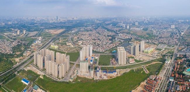 Diện mạo trung tâm hành chính, thương mại mới Tây Thủ đô sau 10 năm quy hoạch