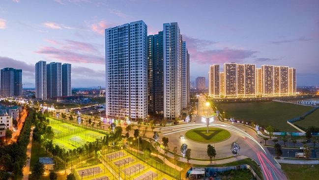 Diện mạo trung tâm hành chính, thương mại mới Tây Thủ đô sau 10 năm quy hoạch 1