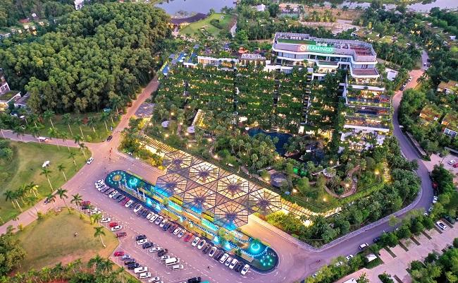 Đón Tết diệu kỳ - Khai xuân như ý tại resort sang trọng hàng đầu thế giới