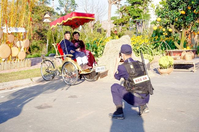 Đường hoa Home Hanoi Xuân: Điểm đến an toàn Tết Tân Sửu 1