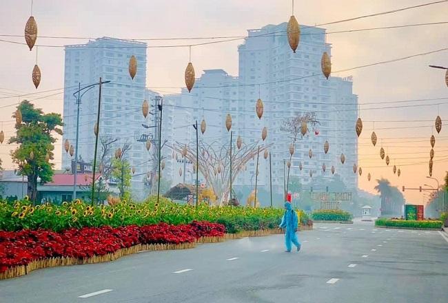 Đường hoa Home Hanoi Xuân: Điểm đến an toàn Tết Tân Sửu 9
