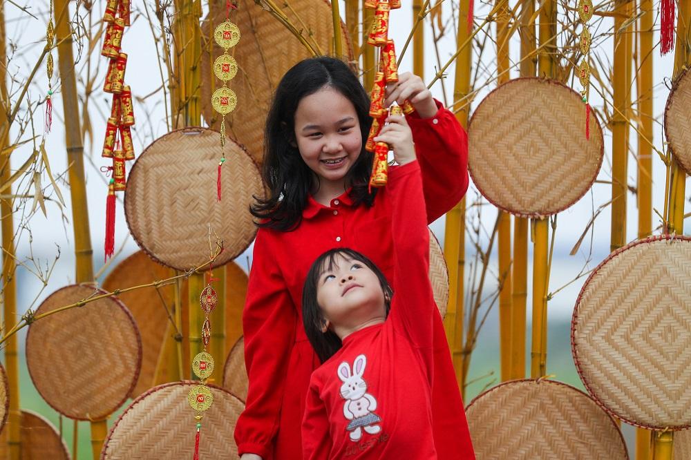Đường hoa Home Hanoi Xuan 2021 tôn vinh nét đẹp Tết cổ truyền Việt 5
