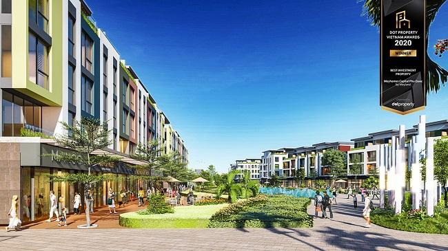 2021 sẽ là năm bứt tốc của bất động sản Tân Á Đại Thành 1