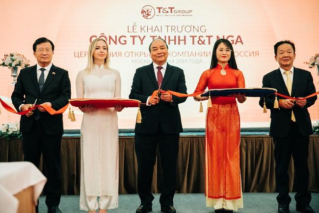 T&T Group bắt tay đối tác Nga tìm giải pháp gỡ khó cho ngành du lịch 1