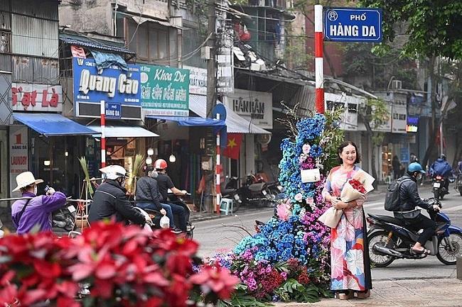 Hơn 100 Cột đèn 'nở hoa' giữa trung tâm Hà Nội 8